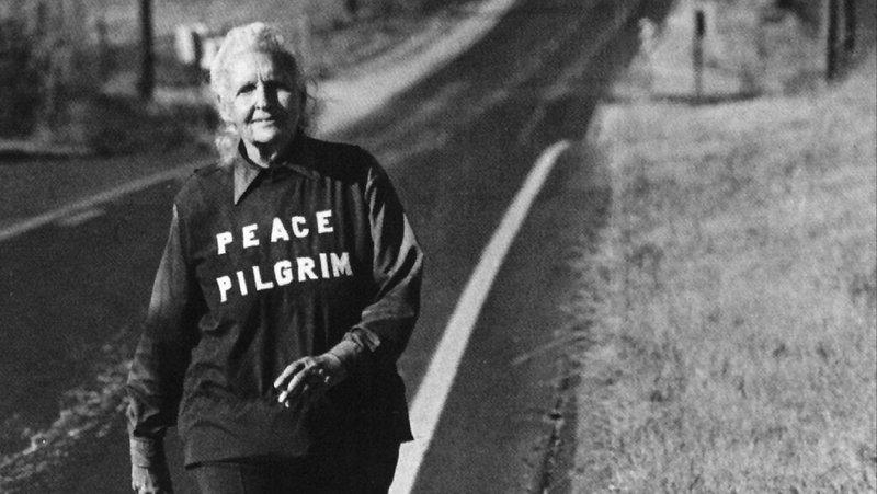 PEACE PILGRIM – DIVINELY INSPIRATIONAL