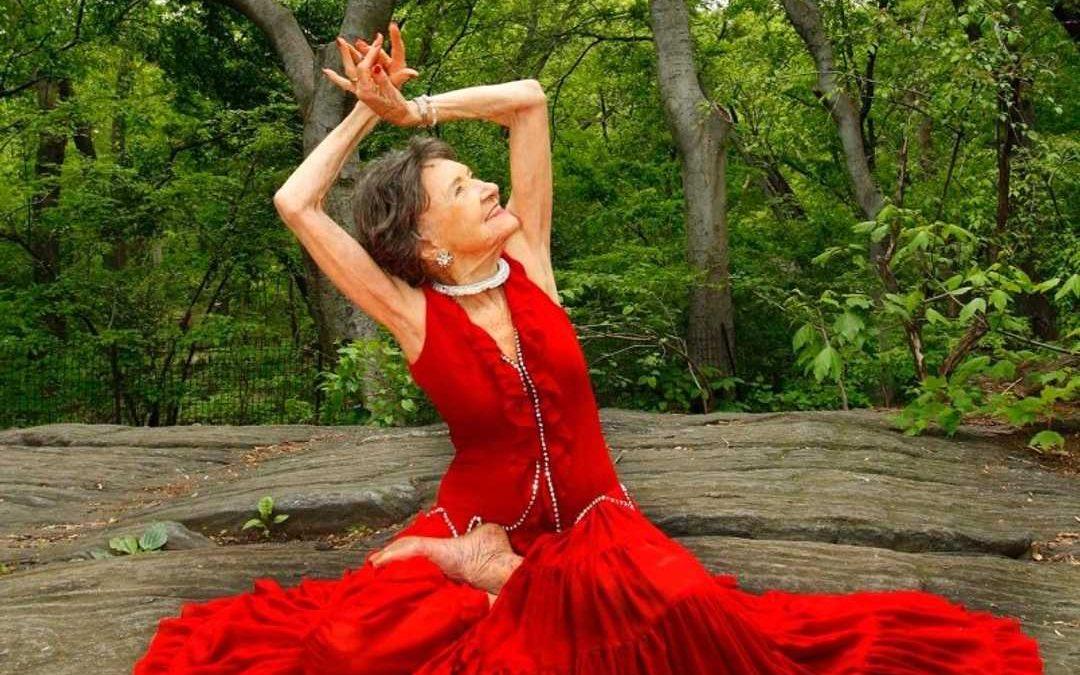 Tao Porchon-Lynch Inspirational Wise Woman